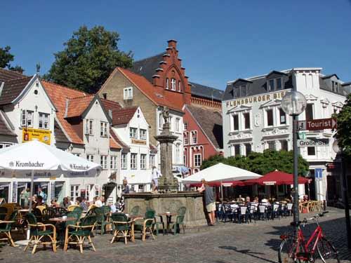 Flensburger Altstadt